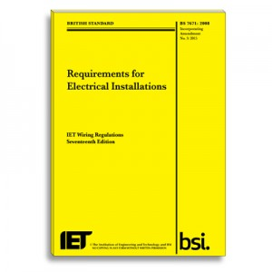 IET Wiring Regulations 3rd Amendment