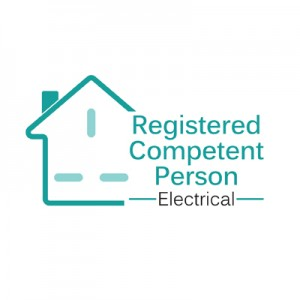 Registered Competent Person Electrical Logo