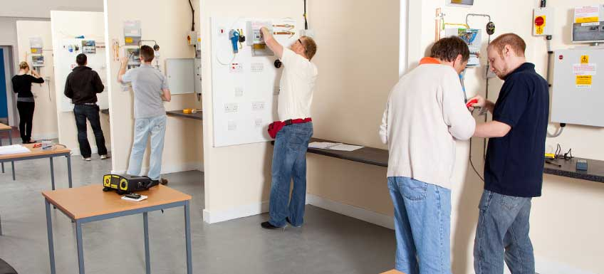Advanced Electrician Courses