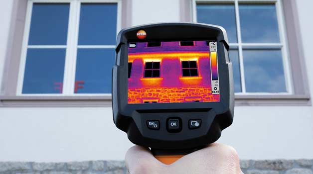 Building Thermography Course