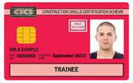 Trainee Craft and Operative CSCS Card