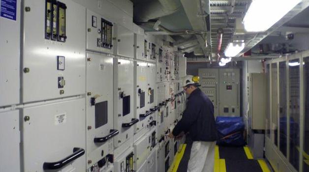 Hvmars01 Marine Amp Offshore Authorised Person Safe