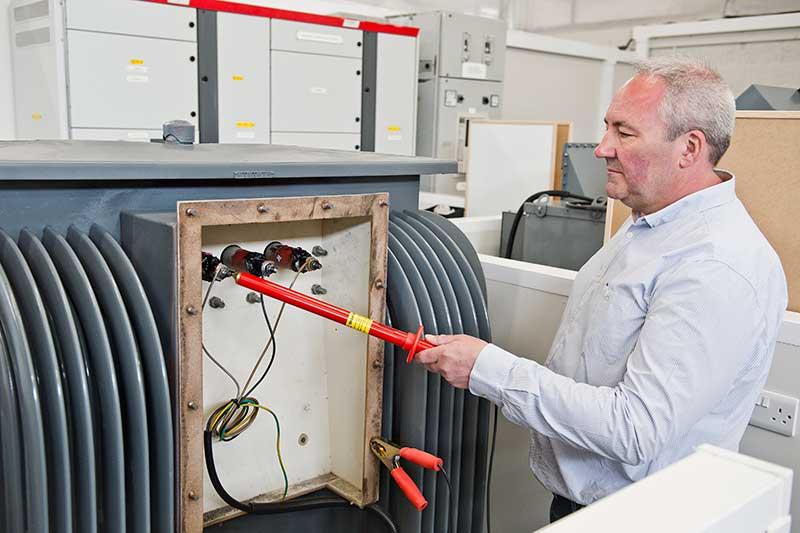 Authorised Person Hv Training High Voltage Training