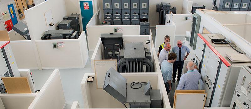 High Voltage Courses